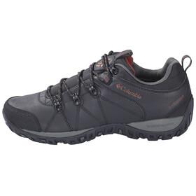 Columbia Peakfreak Venture Waterproof Shoes Men, black / gypsy